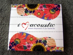"i love acoustic ""sabrina"""